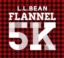 L.L. Bean Flannel 5K - Burlington, VT 2019