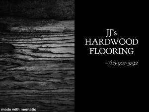 JJ's Hardwood Flooring