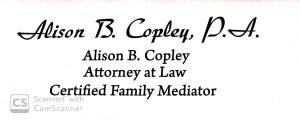 Alison B. Copley, PA