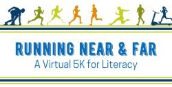 Brunner Literacy Center's Running Near and Far Virtual 5K