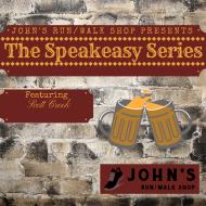 The Speakeasy Series- Scott Crook