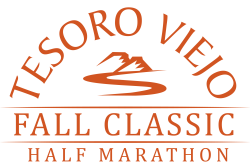 Tesoro Viejo Fall Classic Half Marathon