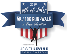 4th of July 5k/10k Run-Walk at Dos Vientos