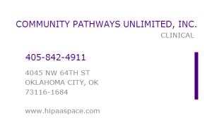 Community Pathways Unlimited