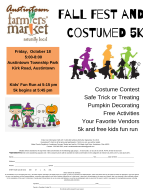 Fall Fest and Costumed 5K