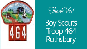 Boy Scouts Troop 464