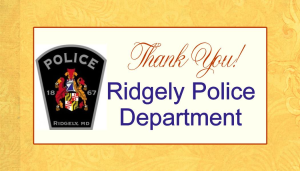 Ridgely Police Department