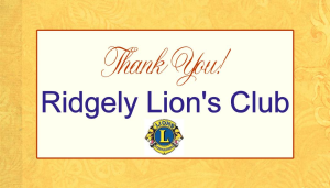 Ridgely Lion's Club