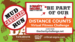 The Distance Counts Fitness Challenge