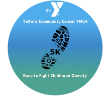 Telford YMCA Race to Fight Childhood Obesity