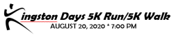 Kingston Days 5k