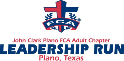 Plano West FCA Leadership 5k