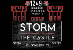 Storm the Castle '19 5K Military Style Obstacle Course Race