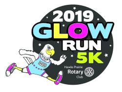 2019 Glow Run 5K