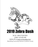 Zebra Dash 5K Fun Run & Walk