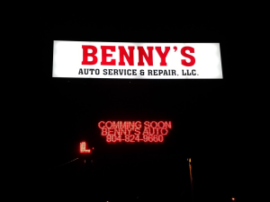 Benny's Auto Service and Repair, LLC