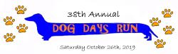 38th Annual Dog Days Run