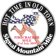 "Signal Mountain ""Firecracker"" Mile  #TN19029MS"