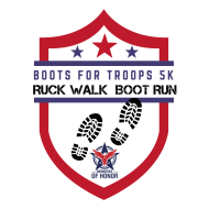 BOOTS FOR TROOPS 5K, BOOT RUN & GORUCK