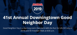 41st Annual Downingtown Good Neighbor Day