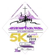 REDEMPTION RUN 5K Against Addiction