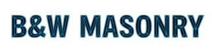 B & W masonry