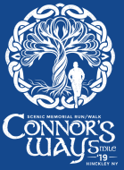 Connor's Way Scenic Memorial 5-Mile Run/Walk