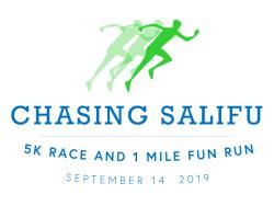 Chasing Salifu