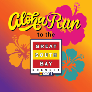 Aloha 5 Mile Run to the Great South Bay Brewery
