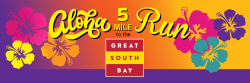 Aloha 5 Mile Virtual Run to the Great South Bay Brewery