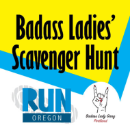 Badass Ladies' Scavenger Hunt