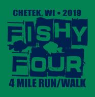 Chetek Fishy Four Run-Walk