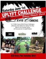 UpLyft Challenge Extreme Obstacle Course