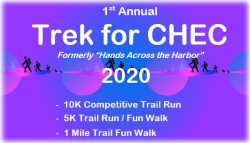 Trek for CHEC 5K/10K
