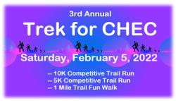 Trek for CHEC 5K/10K