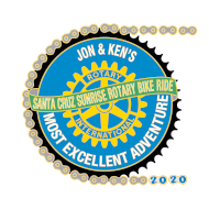2020 Santa Cruz Sunrise Rotary Ride