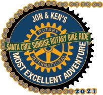 2021 Santa Cruz Sunrise Rotary Ride