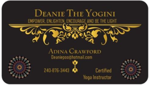 Deanie The Yogini - Adina Crawford