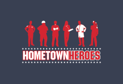 Hometown Heroes Walk