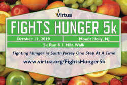 Virtua Fights Hunger 5k