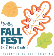 Huntley Fall Fest 5K & Kids Dash