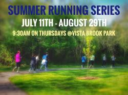 2019 Healthy Girl 8 Week Summer Running Series (AM Option)