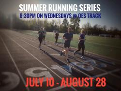 2019 Healthy Girl 8 Week Summer Running Series (PM Option)