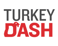 Turkey Dash Charlotte Logo