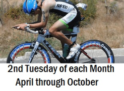 Blue Streak Bike Time Trial