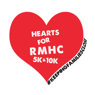 Hearts For RMHC 5k/10k Run/Walk and Kid's Fun Run