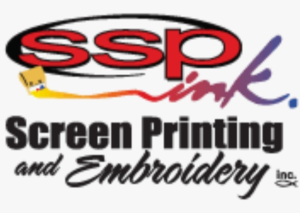 SSP screen printing and embroidery
