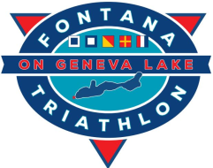 Fontana Triathlon on Geneva Lake