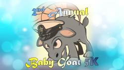 Baby Goat 5k Run/Walk