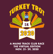 Maine Track Club Turkey Trot 5K